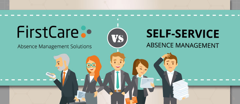 FirstCare vs Self Service Absence Management